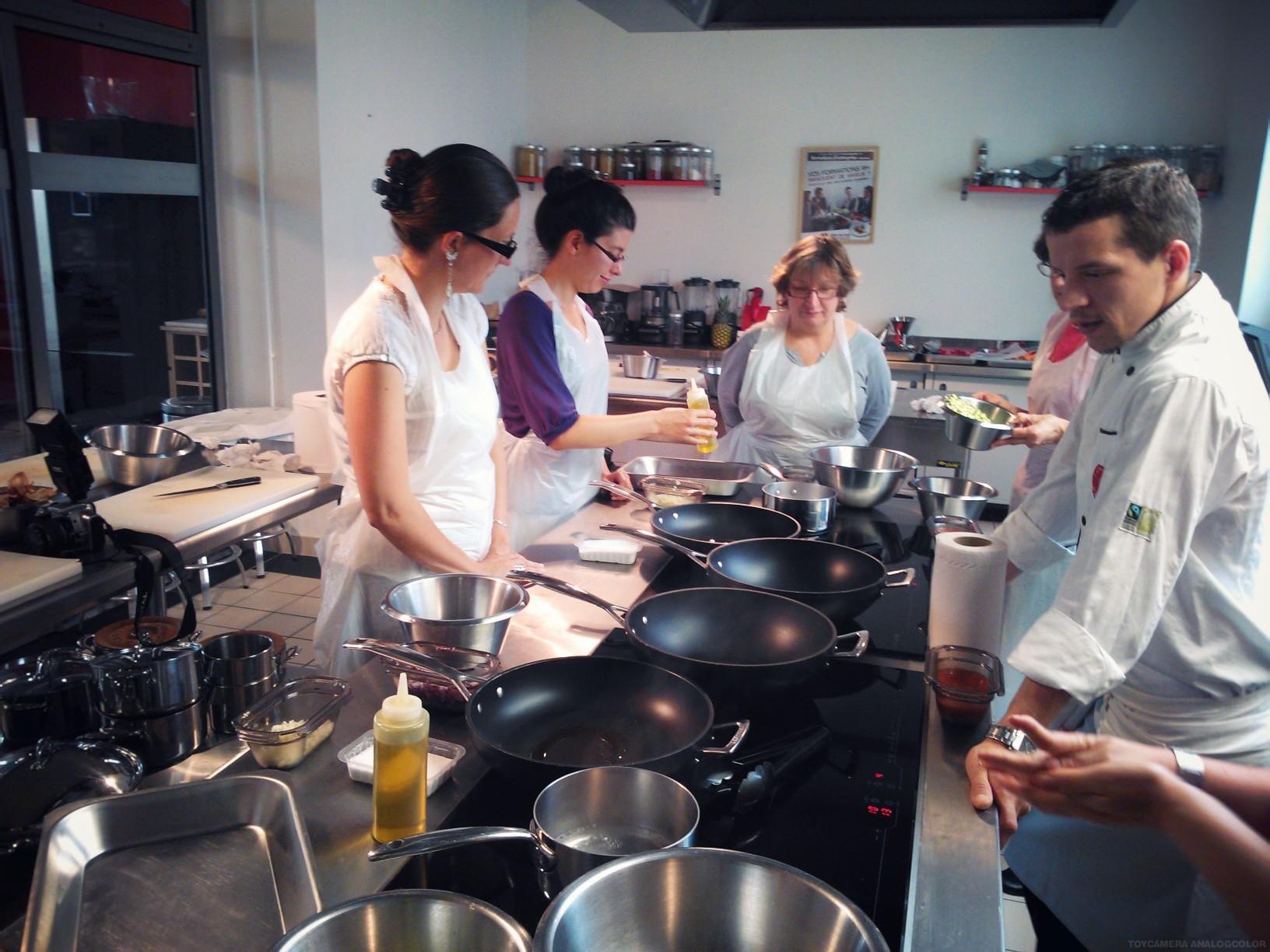 L 39 atelier des chefs rennes claire 39 s blog - Atelier cuisine rennes ...