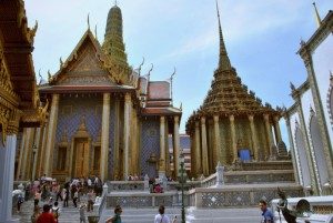 Grand palais de Bangkok Thaïlande