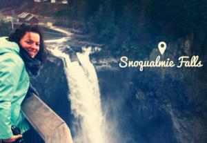 snoqualmie falls seattle