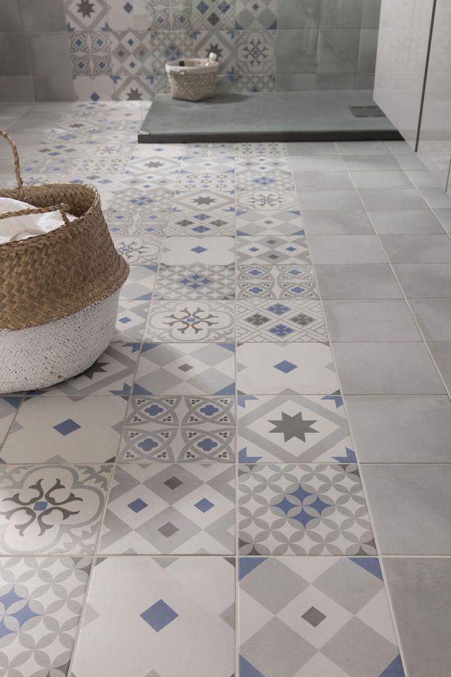 Inspiration Déco: Les carreaux de ciment - Claire\'s Blog