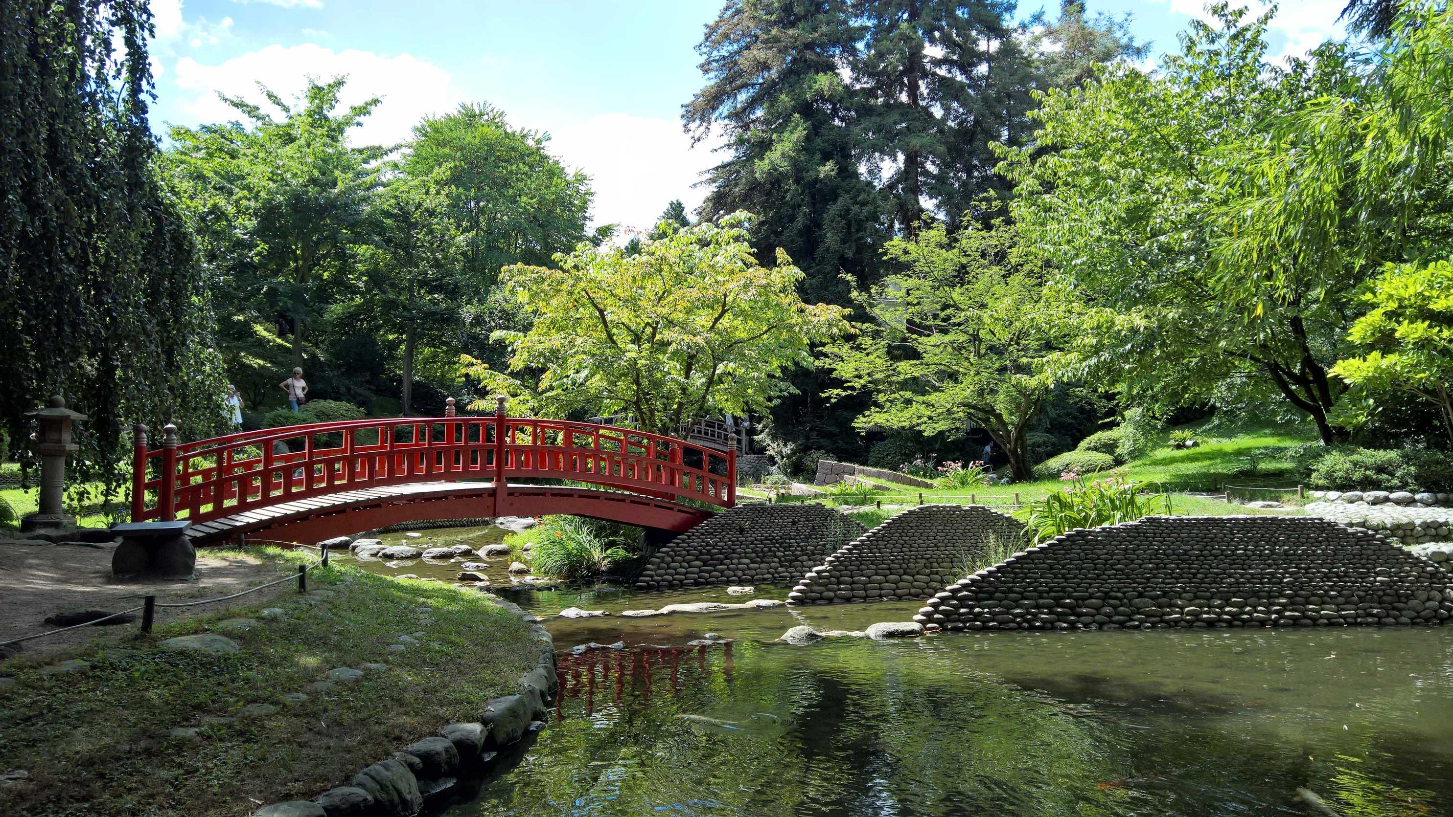 Un jardin japonais paris albert kahn claire 39 s blog - Jardin japonais boulogne billancourt ...