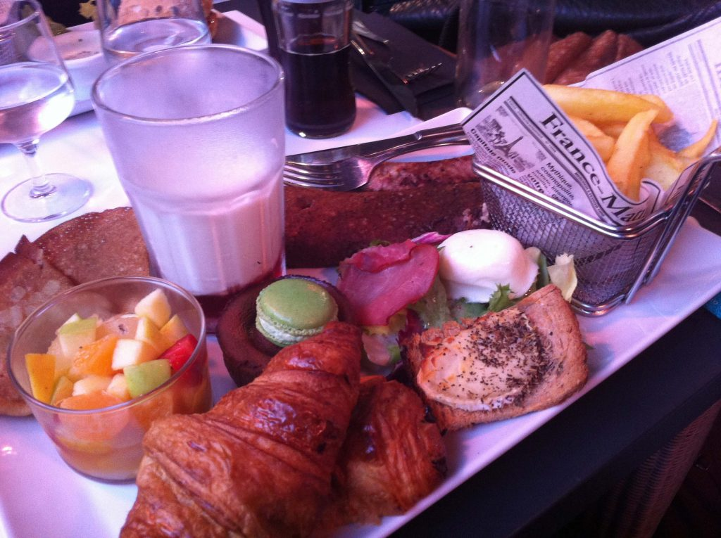 restaurant la fabrique rennes brunch