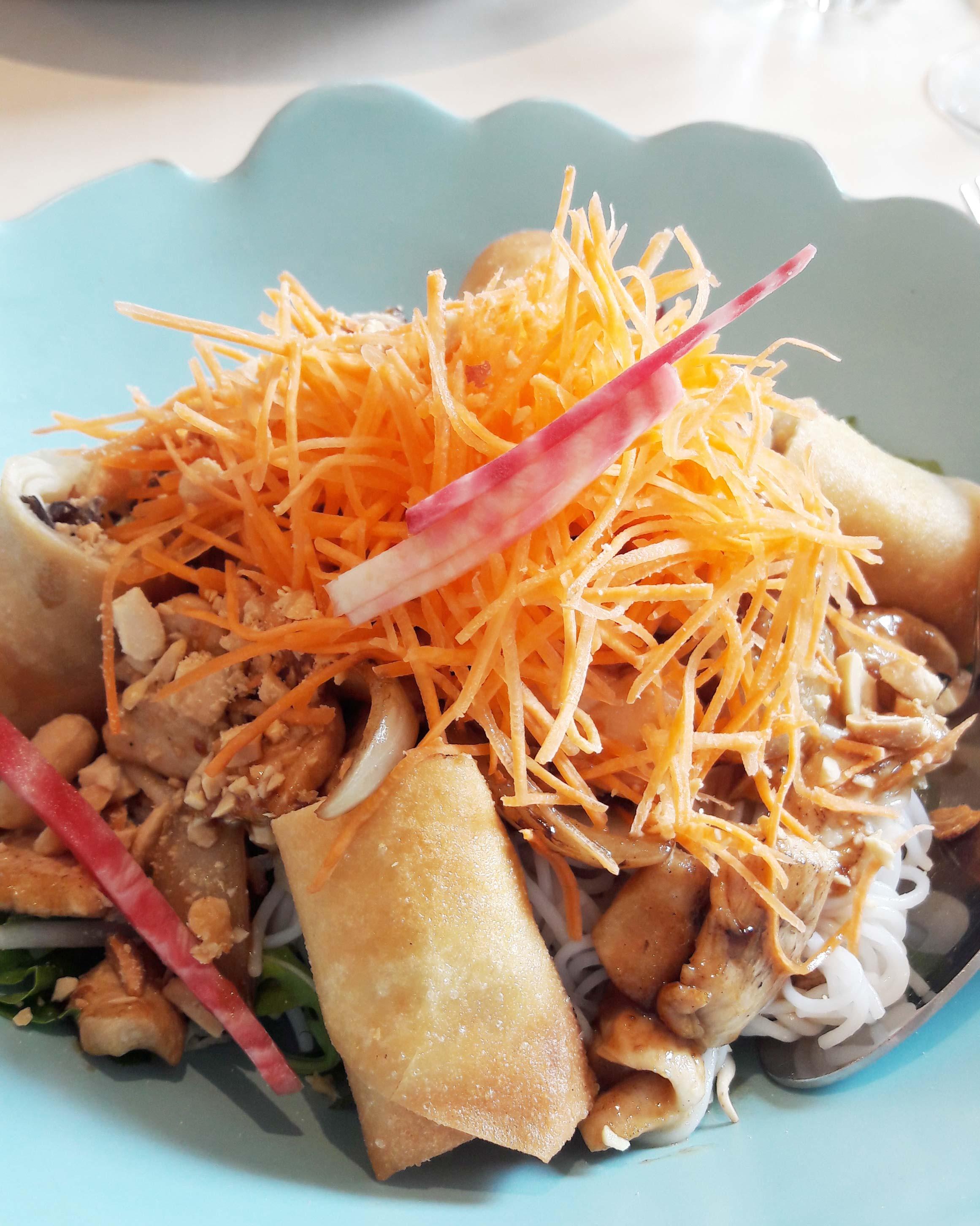 Restaurant Thailandais Monsieur Yak Rennes Claire S Blog